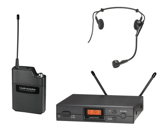 Audio-Technica SERIES 2000 UHF System with PRO8HExCW Headset