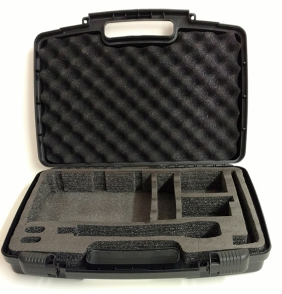 Wireless Microphone System Carrying Case  - Cut-foam inset
