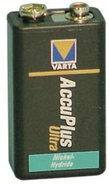 9V Rechargeable Battery (commercial grade)