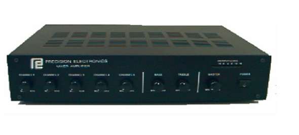 Grommes-Precision Power Amplifiers - GTC Series
