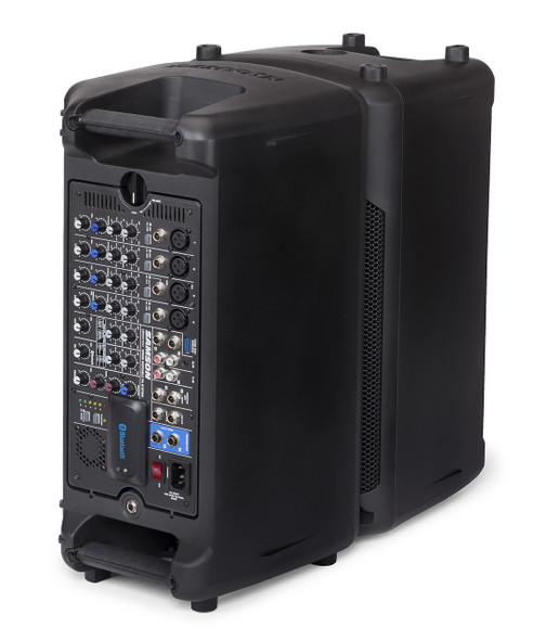 Samson Expedition XP800 Portable PA - 800 Watts - Mixer Locked Inside