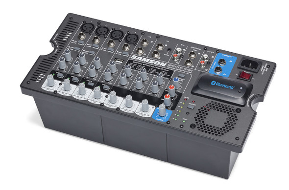 Samson Expedition XP1000 Portable PA - 1000 Watts - 10-Channel Mixer