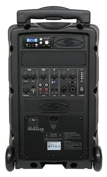 Galaxy TV8-00100000K9 - Basic System + 1 Wireless Receiver - Powered Companion Speaker