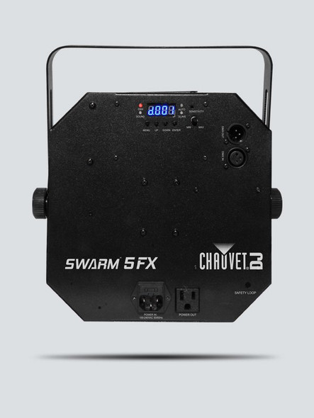 CHAUVET DJ Swarm 5 FX - Rear View