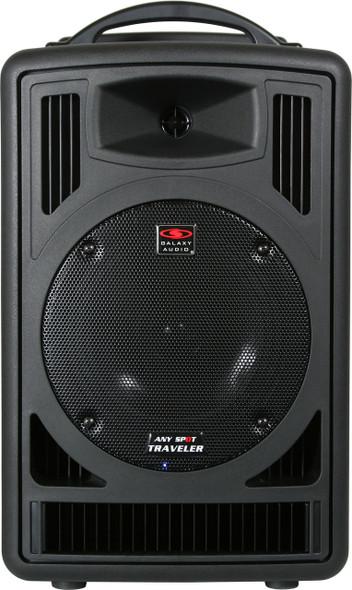 Galaxy Audio GAL08PC TV8 AC/Battery-Powered 120 Watt Peak Powered Companion Speaker - Basic System + 1 Wireless Receiver