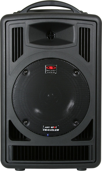 Galaxy TV8 Battery-Powered Portable Sound System -  Basic System: (no CD Player or Wireless Microphone system)