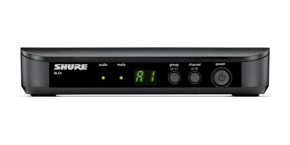 Shure BLX4 UHF Receiver