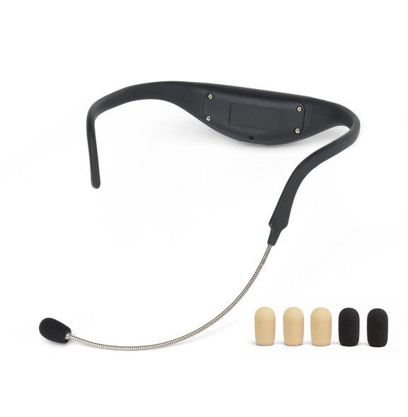 Samson™ Factory Headset Mic Foam Windscreens for AH8 (AH8 headset not included)
