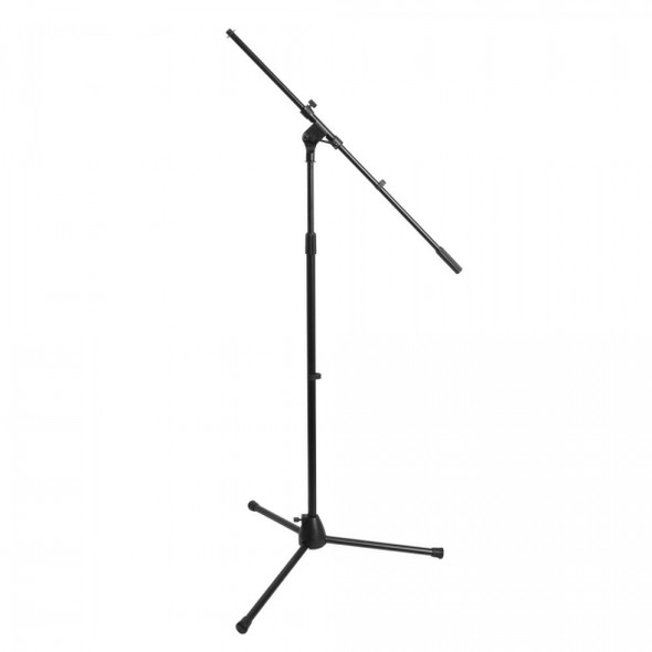 On-Stage Euro Boom Microphone Stand (Black)