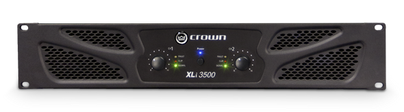 Crown Audio XLi 3500 Power Amplifier - 3000W @ 8 Ohms