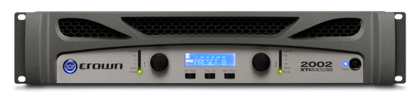 Crown Audio XTi 2002 Crown's XTi 2 Series 2-Channel Power Amplifier