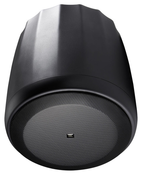 "JBL C67HC/T Narrow Coverage Pendant Speaker - 6-1/2"" Wide - Black"