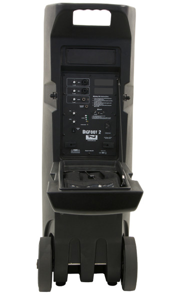 Anchor BIGFOOT 2 BIG-2 Portable Sound System (BASE UNIT only - no wireless) - Rear View