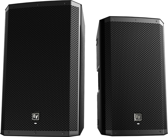 Comparison: Electro-Voice ZLX-15BT-US 15-Inch & Electro-Voice ZLX-12BT-US 12-Inch