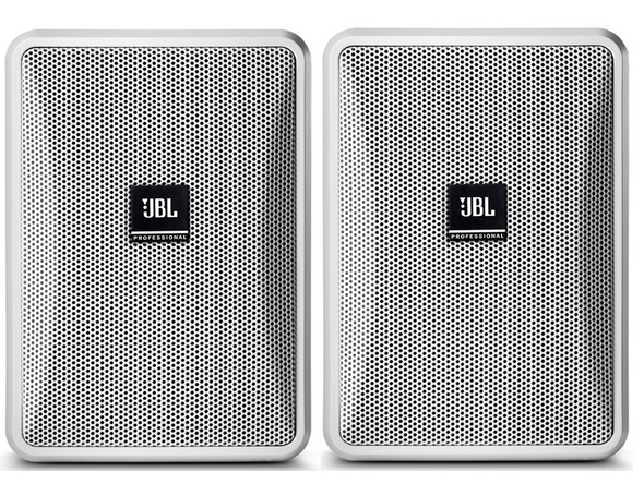 JBL Control 23-1-WH: White (pair) White: Control 23-1-WH UPC:691991002021