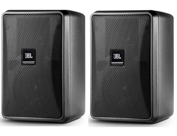 JBL Control 23-1: Black (pair) -  UPC: 691991002007