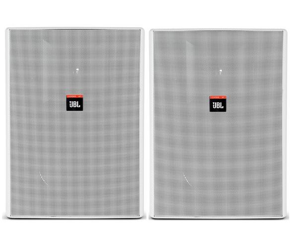 JBL Control 28-1:  (pair) WHITE UPC: 691991002052