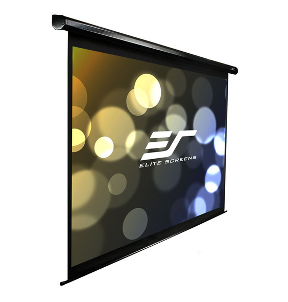 "Elite Screens VMAX110UWH2 VMAX2 Series Electric Projector Screen: 110"" Diagonal 16:9 format - 54"" X 96"". 2 year limited warranty by Elite Screens."