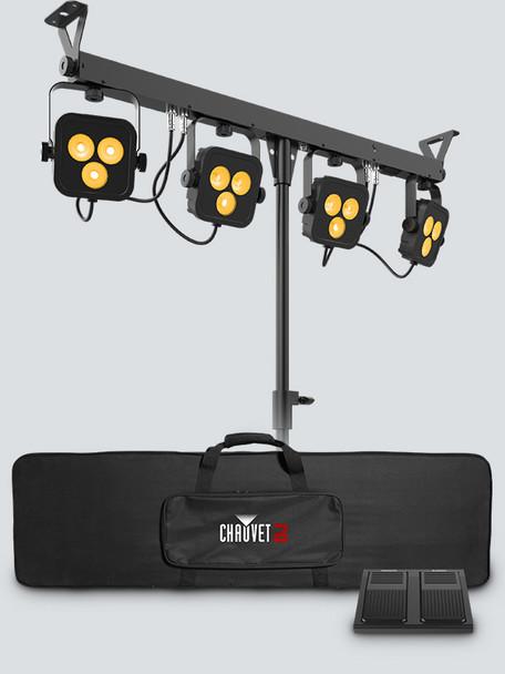 CHAUVET 4BARLT QUAD BT LED Wash Lights
