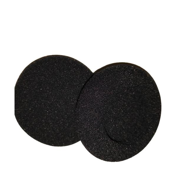 Headphone Ear Covers - Foam Replacements - 50 foams (25 Pair)