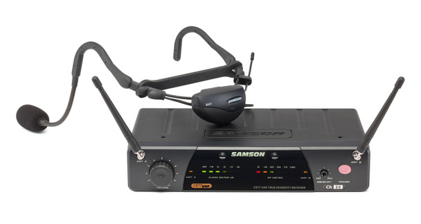 Samson Airline 77 Combo Headset Transmitter & Receiver