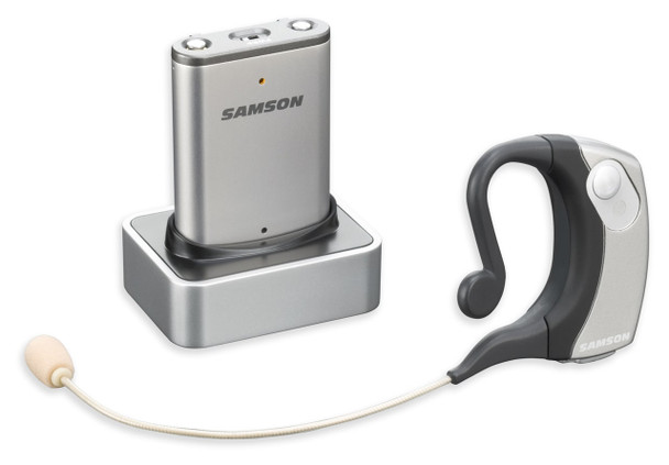 Samson Airline Micro Earset Wireless System - SWAM2SES-K1 489.500 MHz