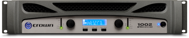 Crown Audio XTi 1002 Crown's XTi 2 Series 2-Channel Power Amplifier