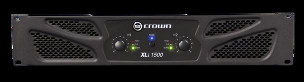 Crown Audio XLi 1500 Power Amplifier - 330W @ 8 Ohms