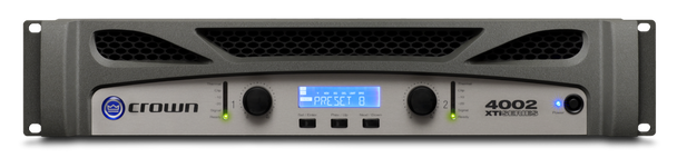 Crown Audio XTi 4002 Crown's XTi 2 Series 2-Channel Power Amplifier