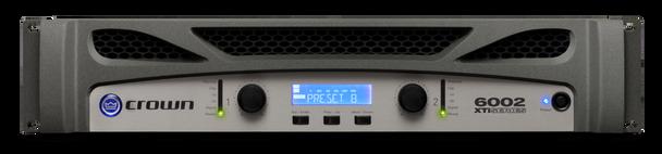 Crown Audio XTi 6002 Crown's XTi 2 Series 2-Channel Power Amplifier