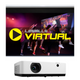 Virtual Projector Systems