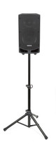 """Samson Expedition XP310w 300-Watt 10"""" Portable Powered PA with Wireless Handheld Microphone, Rechargeable Batteries and Bluetooth® - On optional stand"""