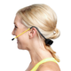 Fitness Audio MT-U8-II UHF Combo Wireless Mic System with  AEROMIC Fitness Headset with Receiver - Yellow only