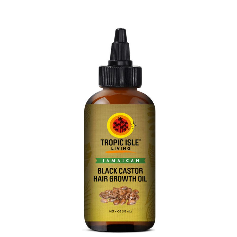 Tropic Isle Living Jamaican Black Castor Hair Growth Oil (4 oz.)