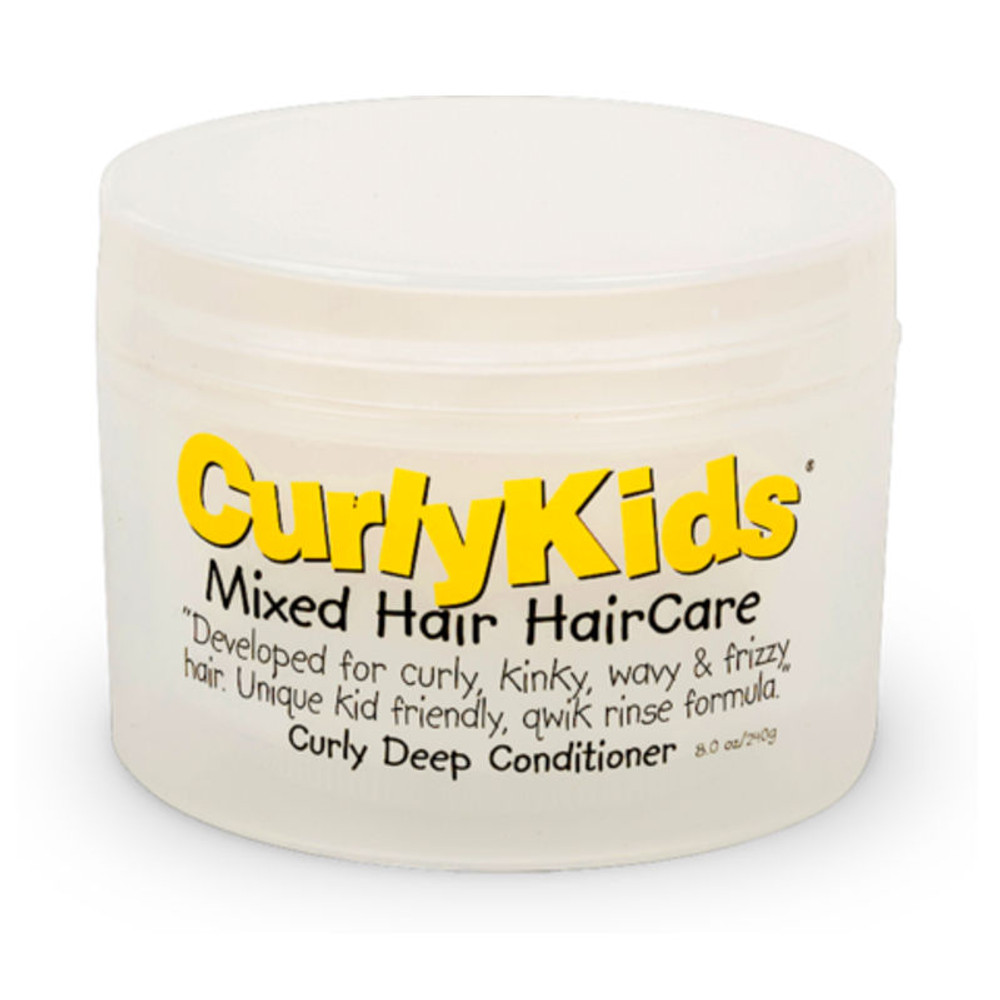 CurlyKids Curly Deep Conditioner (8 oz.)
