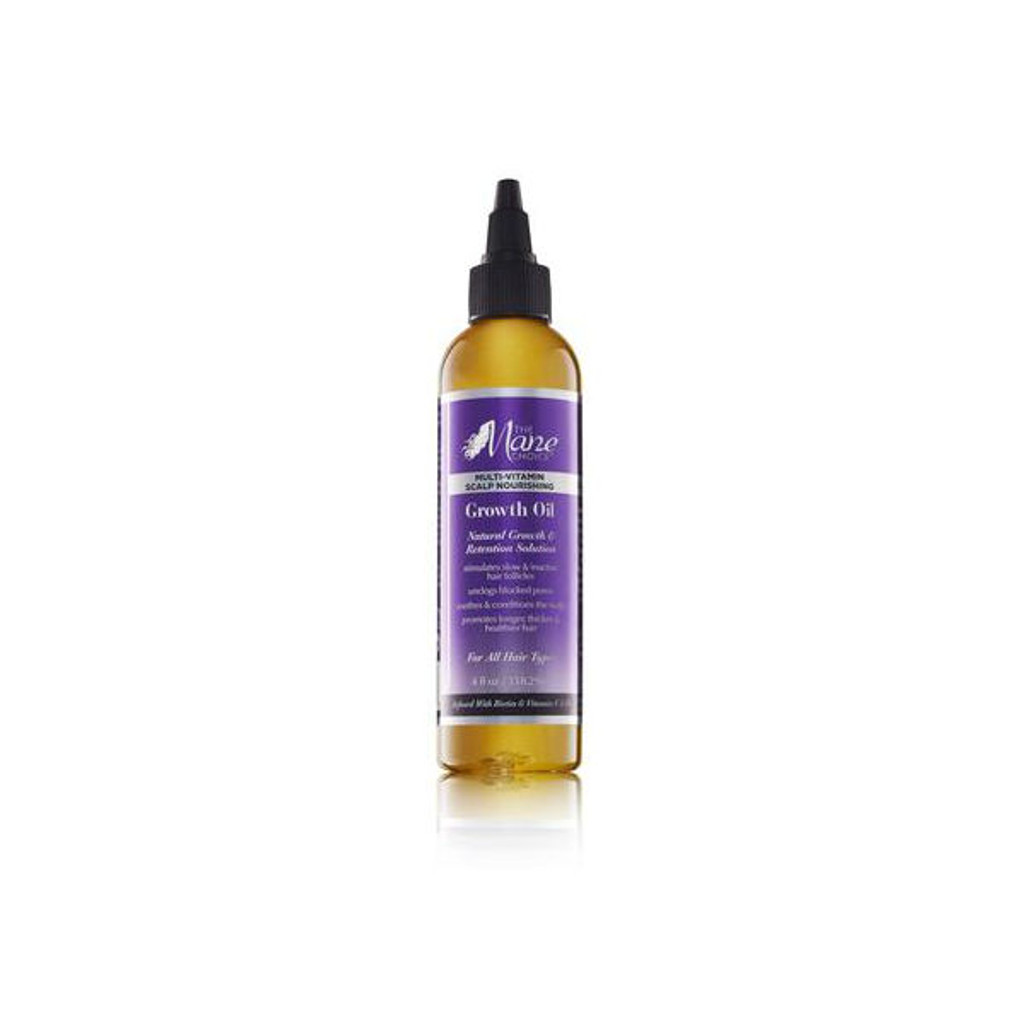 The Mane Choice Multi-Vitamin Scalp Nourishing Growth Oil (4 oz.)