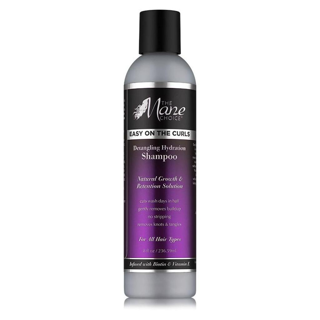 The Mane Choice Easy On The Curls Detangling Hydration Shampoo (8 oz.)