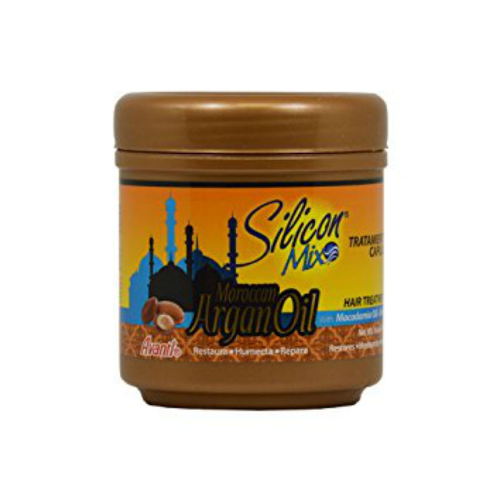 Silicon Mix Moroccan Argan Oil Hair Treatment (16 oz.)