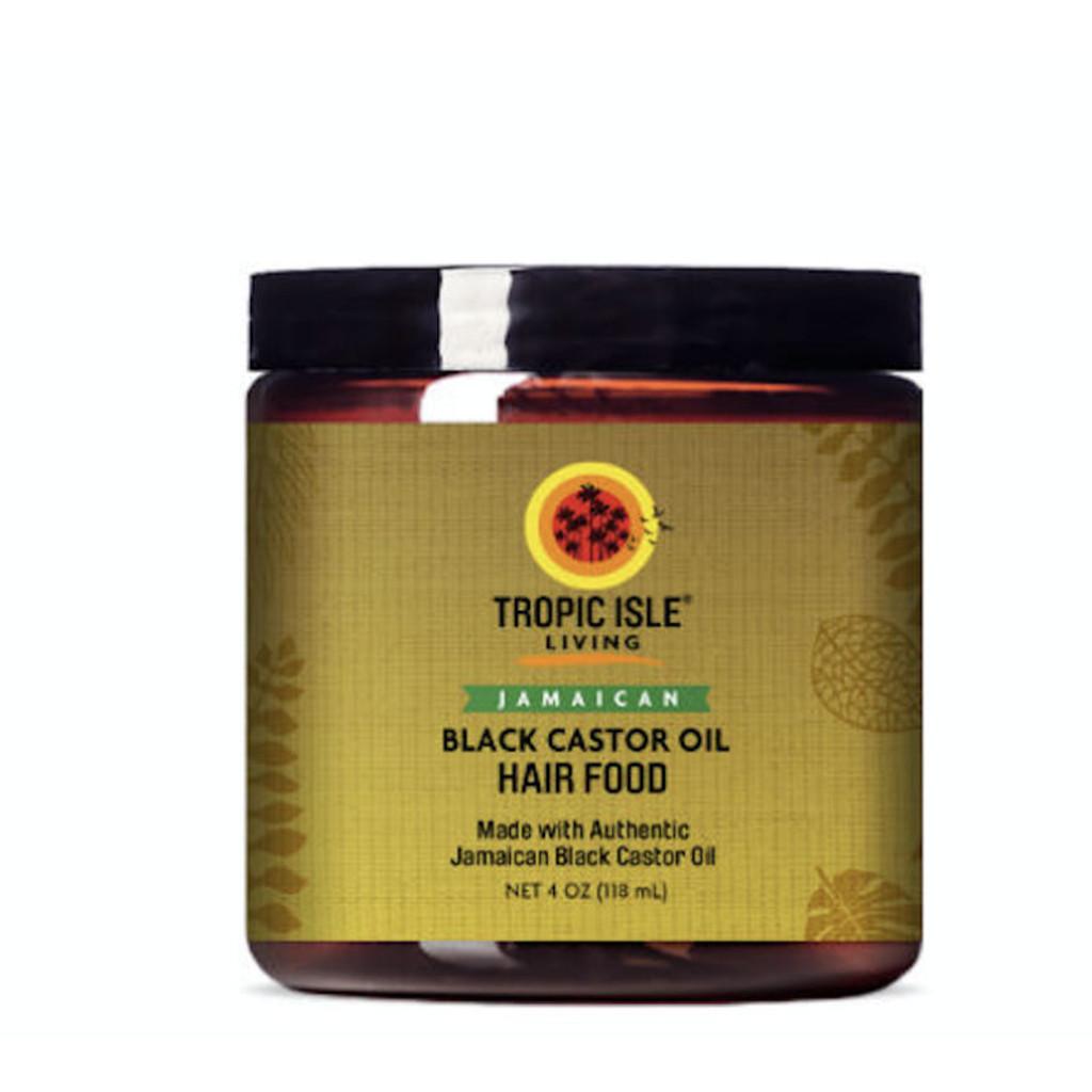 Tropic Isle Living Jamaican Black Castor Oil Hair Food (4 oz.)