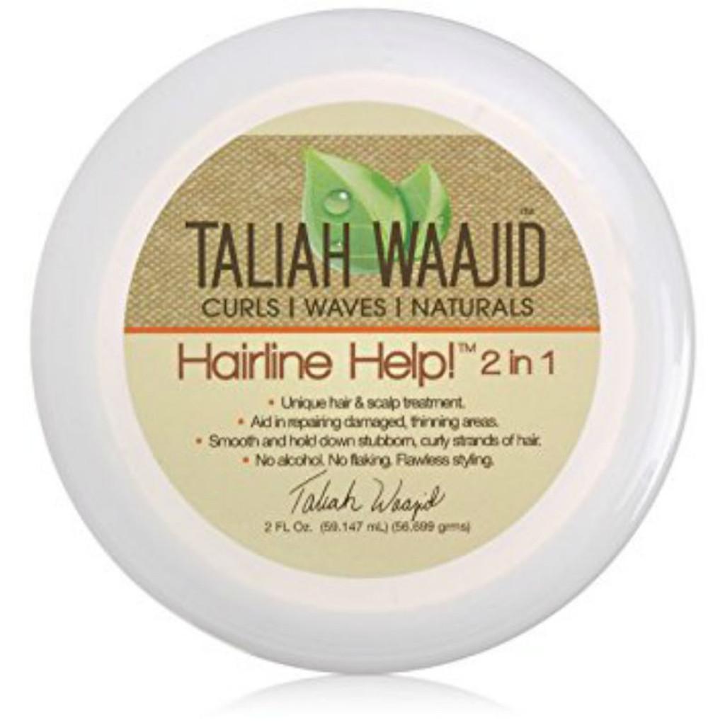 Taliah Waajid Curls, Waves & Naturals Hairline Help 2-in-1 (2 oz.)