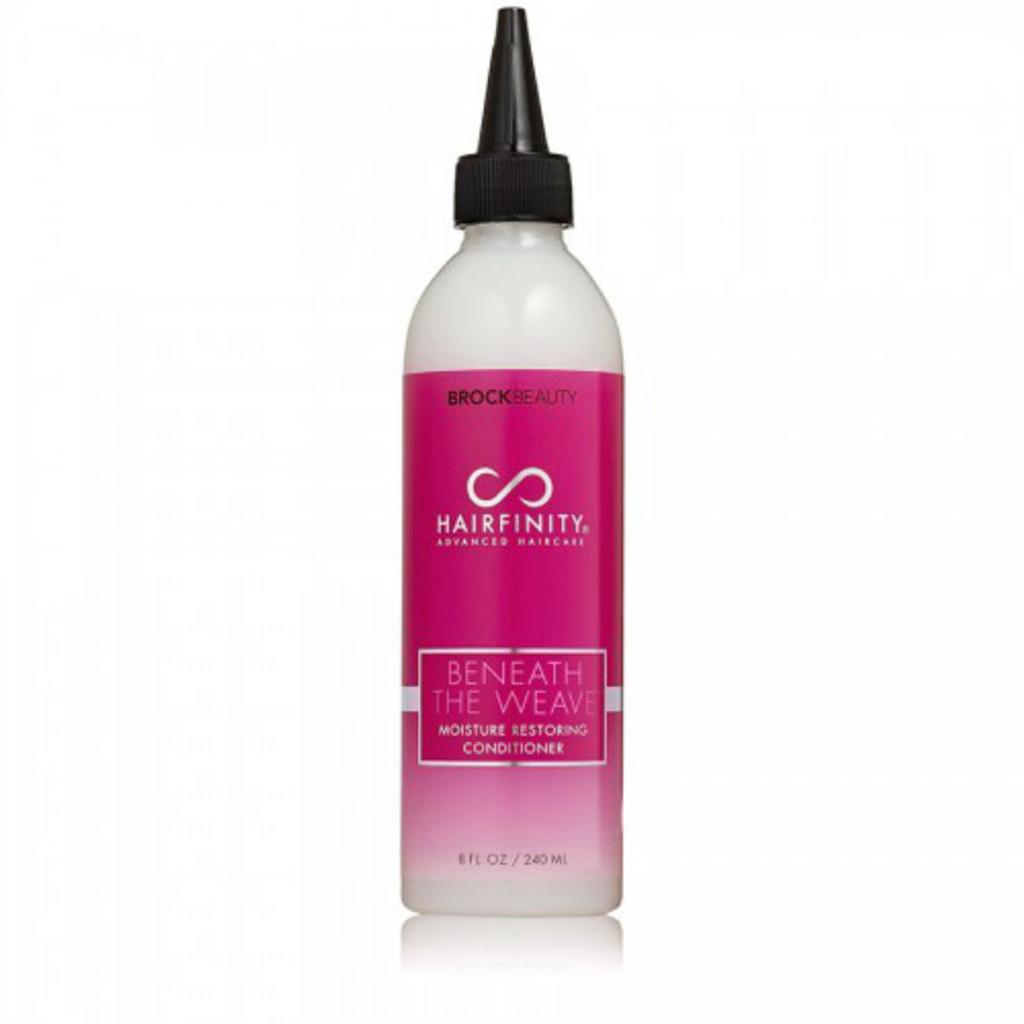 Hairfinity Beneath The Weave Moisture Restoring Conditioner (8 oz.)