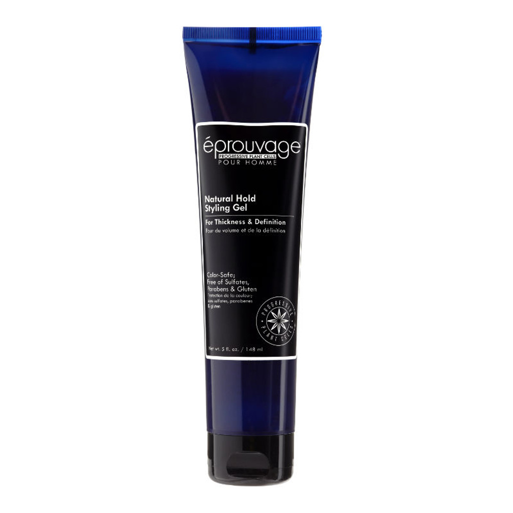 Eprouvage Men's Natural Hold Styling Gel (5 oz.)