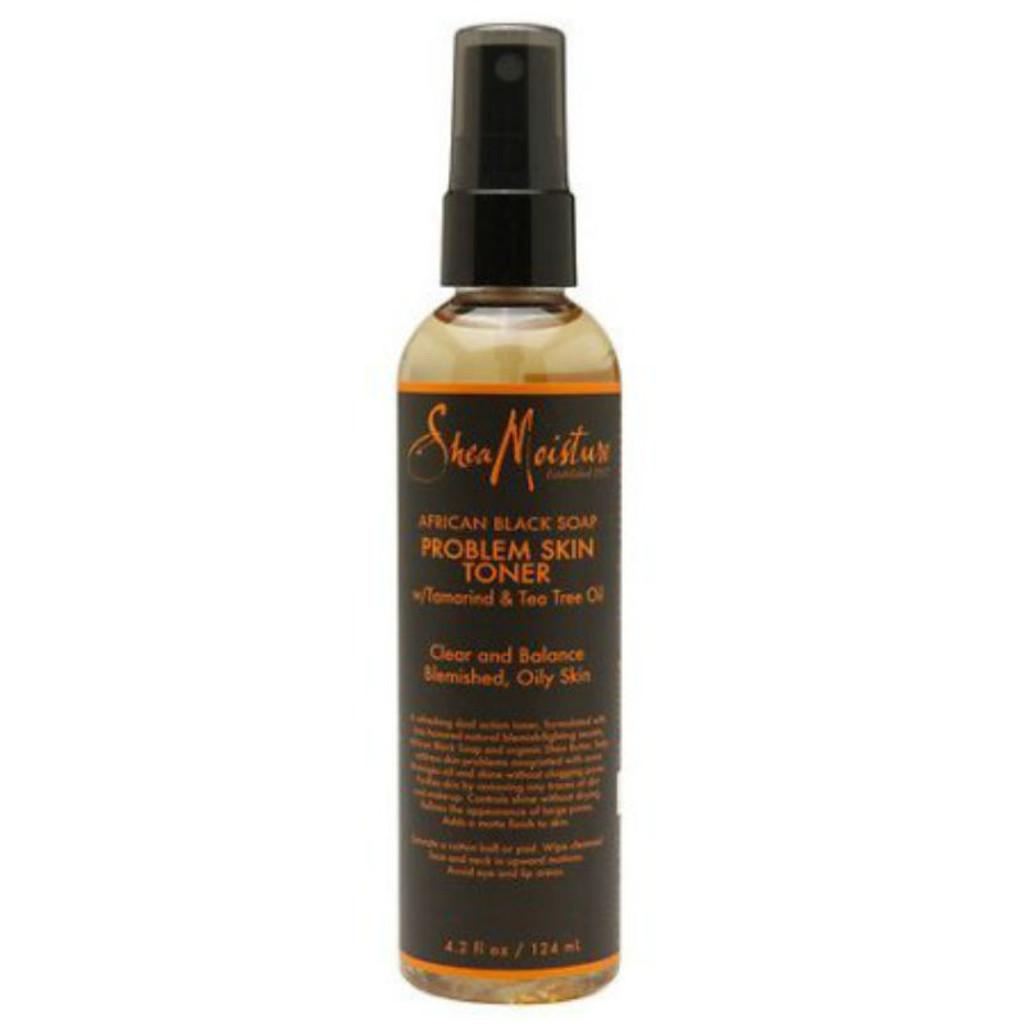 SheaMoisture African Black Soap Problem Skin Toner (4.4 oz.)