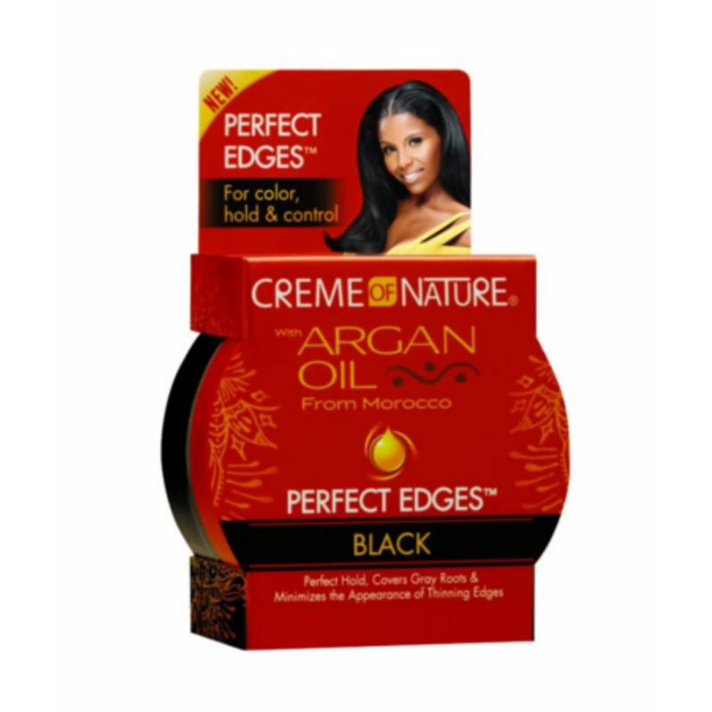 Creme Of Nature Argan Oil Black Perfect Edges (2.25 oz.)