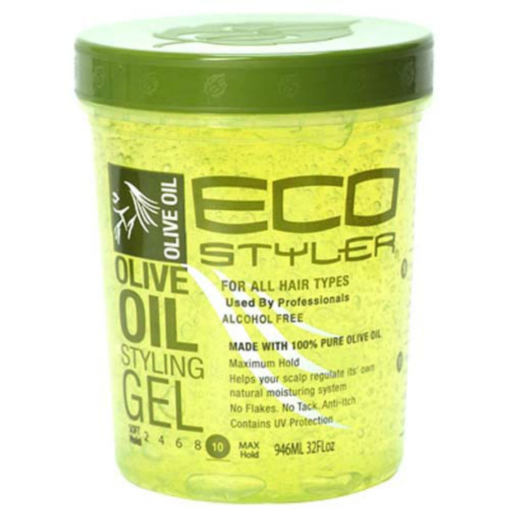Ecoco Ecostyler Professional Styling Gel With Olive Oil 32 Oz Naturallycurly