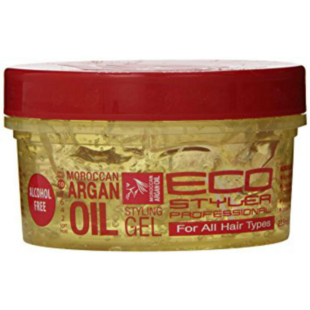 Ecoco Eco Styler Professional Styling Gel with Argan Oil (8 oz.)