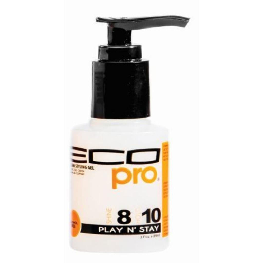 Ecoco Eco Pro Cream Styling Gel Play N' Stay (3 oz.)
