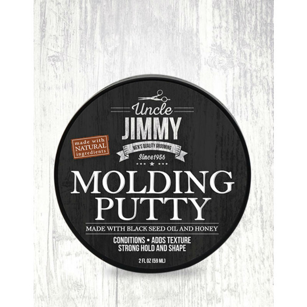 Uncle Jimmy Molding Putty (2 oz.)