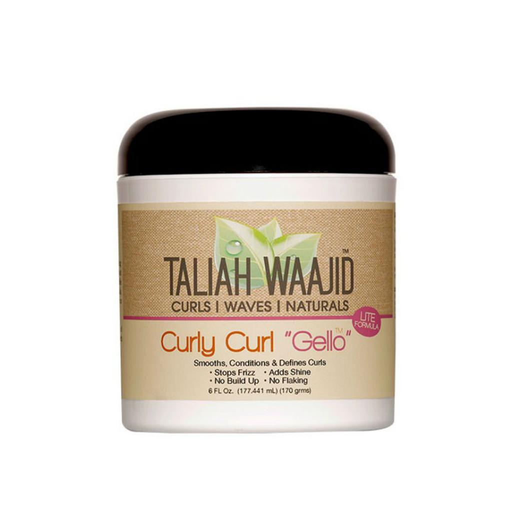 Taliah Waajid Curls, Waves, & Naturals Curly Curl Gello (6 oz.)