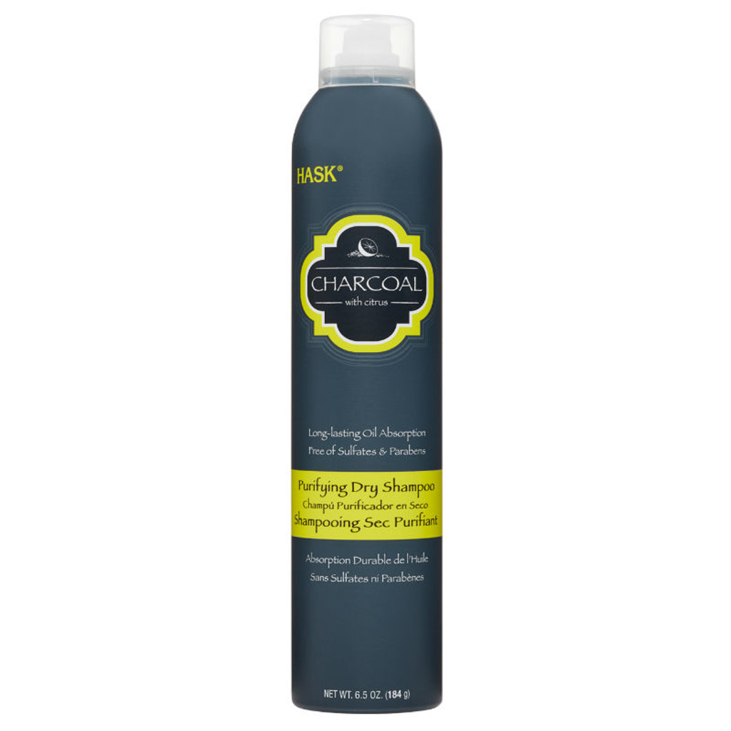 HASK Charcoal with Citrus Purifying Dry Shampoo (6.5 oz.)